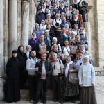 Poza grup la Sf Mormant